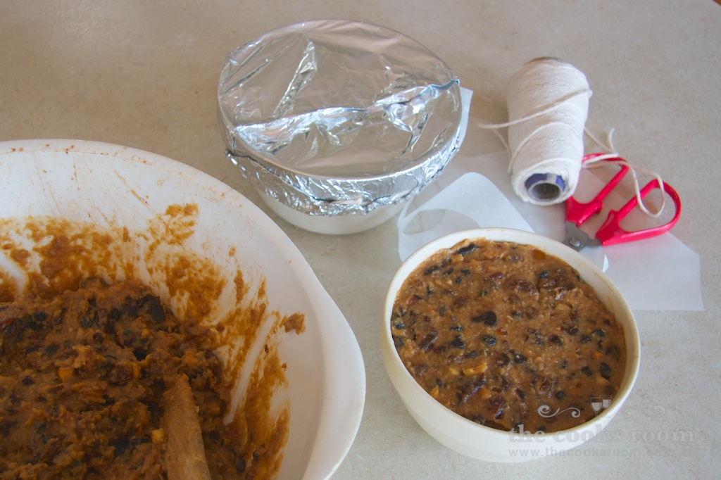 xmas pudding mix